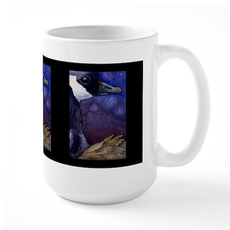 Waterfowl-Canada Goose Large Mug