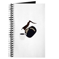 Coffee Pot & Cup Journal