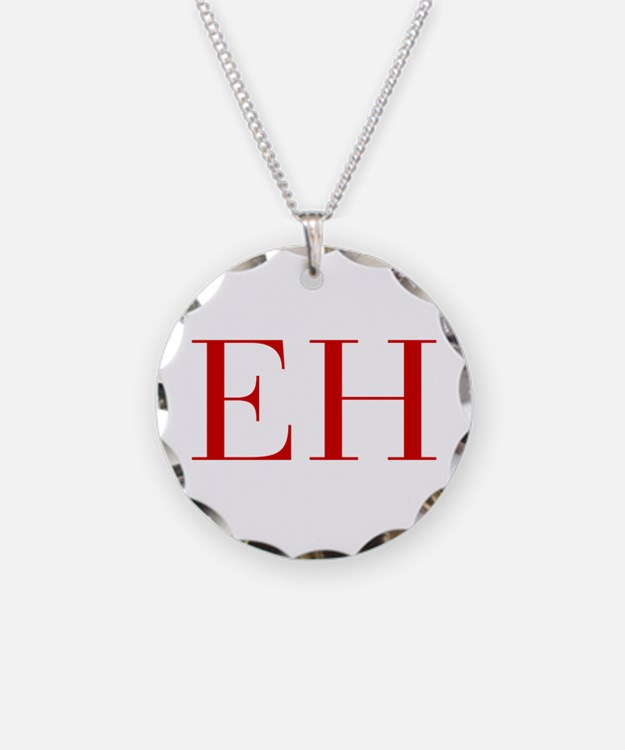 EH-bod red2 Necklace