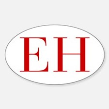 EH-bod red2 Decal