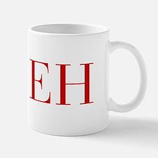 EH-bod red2 Mugs