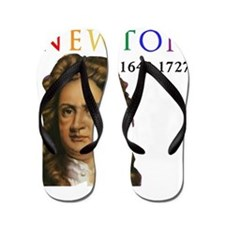 Sir Isaac Newton: Father of Modern Scie Flip Flops