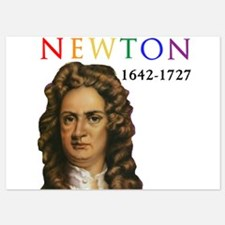 Sir Isaac Newton: Father of Modern Invitations