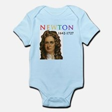 Sir Isaac Newton: Father of Modern Infant Bodysuit