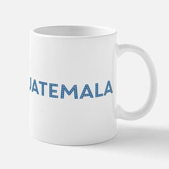 Guatemala Mugs