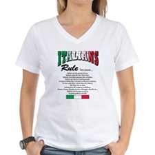 Italians Rules Shirt
