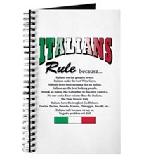 Italians Rules Journal