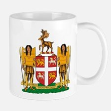 Newfoundland Coat of Arms Mug