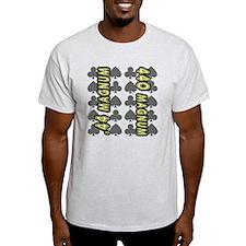 Big Magnums rule, .44 or 440 T-Shirt