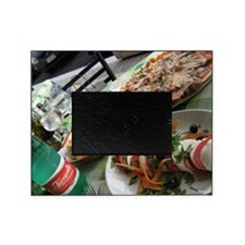 Italy Rome Restaurant food Picture Frame
