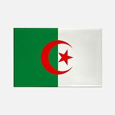 Algeria Flag Rectangle Magnet