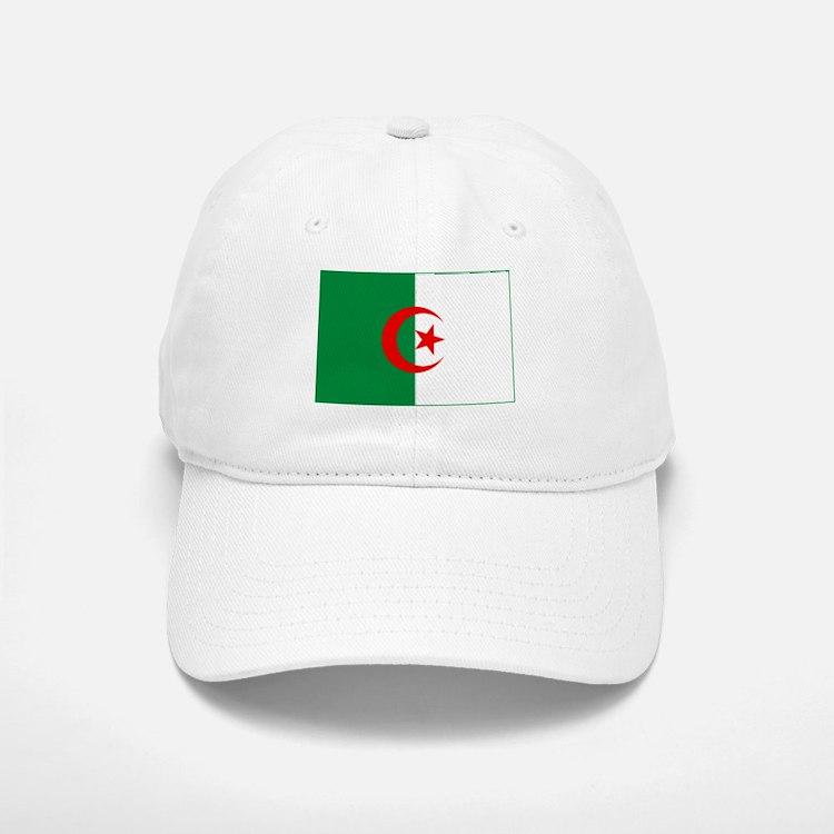 Algeria Flag Baseball Baseball Cap