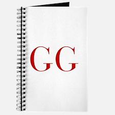 GG-bod red2 Journal