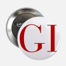 """GI-bod red2 2.25"""" Button (100 pack)"""