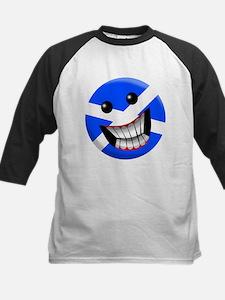 Scottish Smile.png Baseball Jersey