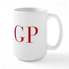 GP-bod red2 Mugs