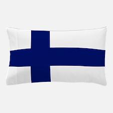 Finland flag Pillow Case