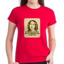 George Eliot Quote Tee
