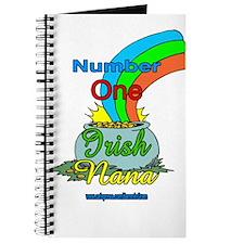 NUMBER 1 IRISH NANA Journal