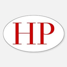 HP-bod red2 Decal