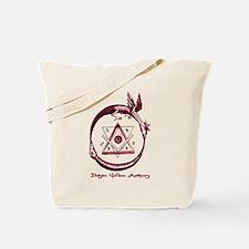 Alchemical Ouroboros Tote Bag