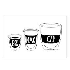 Ess Mac Cap Postcards (Package of 8)