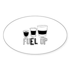Fuel Up Decal