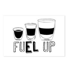Fuel Up Postcards (Package of 8)