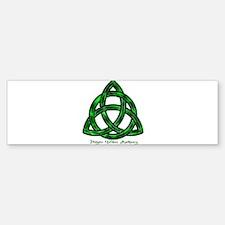 Keltic Knot Bumper Bumper Bumper Sticker