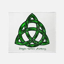 Keltic Knot Throw Blanket
