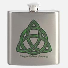 Keltic Knot Flask