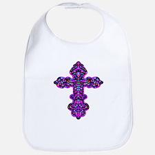 Ornate Cross Bib