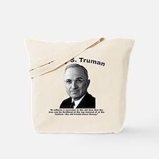 Truman: Trickle Tote Bag