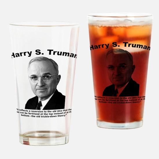 Truman: Trickle Drinking Glass