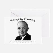 Truman: Trickle Greeting Card