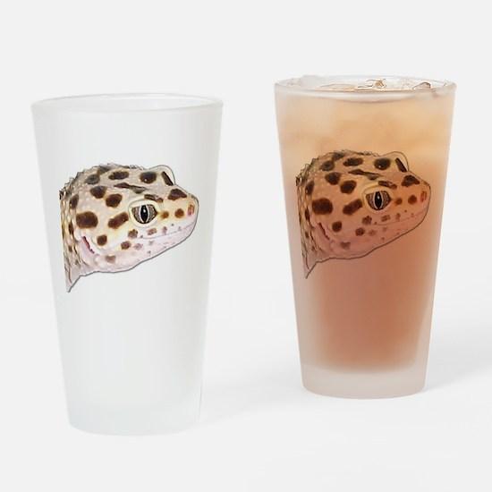 Leopard geckos Drinking Glass