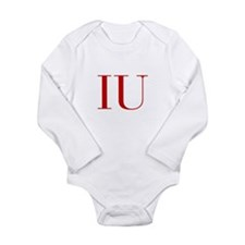IU-bod red2 Body Suit