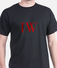 IW-bod red2 T-Shirt