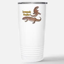 Savanah monitor Travel Mug