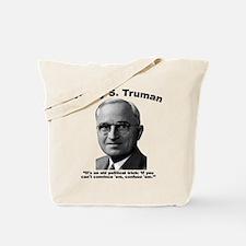 Truman: Trick Tote Bag