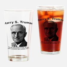 Truman: Trick Drinking Glass