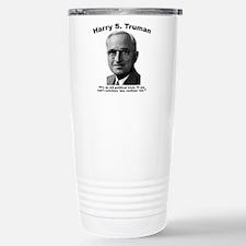 Truman: Trick Travel Mug