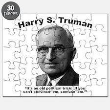 Truman: Trick Puzzle