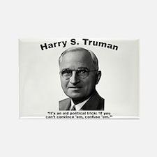 Truman: Trick Rectangle Magnet