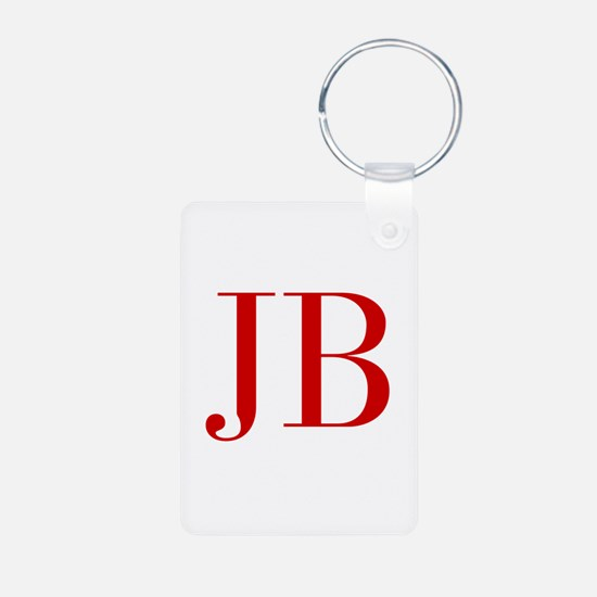 JB-bod red2 Keychains