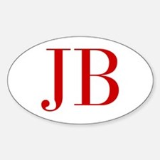 JB-bod red2 Decal
