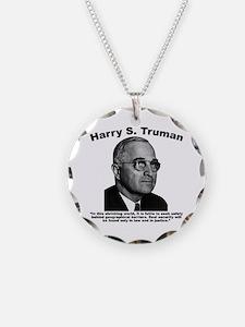 Truman: Security Necklace