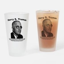 Truman: Security Drinking Glass