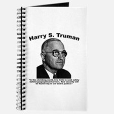 Truman: Security Journal