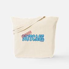 Certified Nutcase Tote Bag